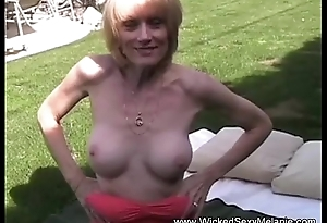 Mommy Gives Interview and a BJ