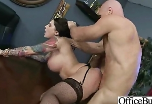 (darling danika) Sexy Girl With Big Soul Get Banged In Office video-27