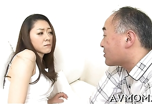 Charming milf acquire cunt smashed