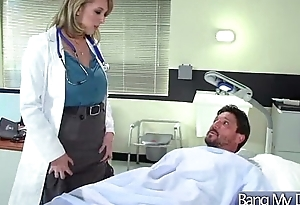 Saleable Patient (brooke wylde) Get Mating Treatment From Doctor clip-05