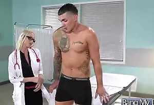 Horny Patient (madison scott) Get Sex Overrefined From Doctor clip-20