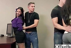 Intercourse Tape In Office With Almost Broad in the beam Boobs Girl (diamond kitty) movie-09