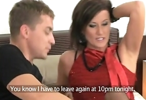Mom Working MILF Spliced receives Fucked by http://cams18.org