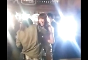 Anushka Sharma Bristols Shown By means of Shooting, Hot Cleavage Must Ahead to this Video