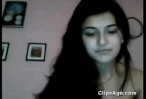 Desi Girl Carry on Her Off on Web camera - Almost Videos at viralvideoz.in