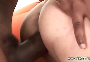 Extremely hot mature deepfucking hard