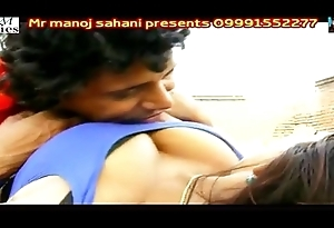 Hot bgrade song with sexy babe with an increment of boob press