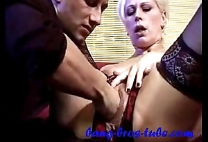 Mature MILF Blondes Hardcore Fisting, Porn aa: xHamste - more superior to before bang-bros-tube.com