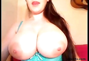 Obese boobs mommy chating lucky panhandler